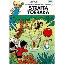 Jommeke - 069 Straffa Toebaka - herdruk 2006