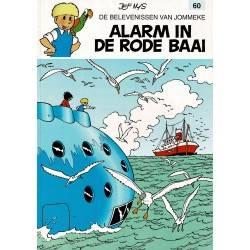 Jommeke - 060 Alarm in de rode baai - herdruk 2005