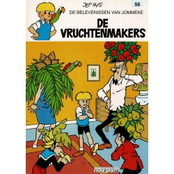 Jommeke - 056 De vruchtenmakers - herdruk 2004
