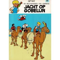 Jommeke - 033 Jacht op Gobelijn - herdruk 1992