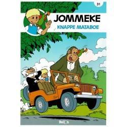 Jommeke - 031 Knappe Mataboe - herdruk 2014