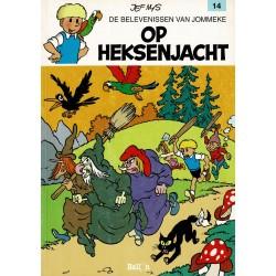 Jommeke - 014 Op heksenjacht - herdruk 2012