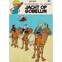 Jommeke - 033 Jacht op Gobelijn - herdruk 1984