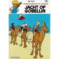 Jommeke - 033 Jacht op Gobelijn - herdruk 2004