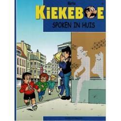Kiekeboe - 011 Spoken in huis - herdruk 2005