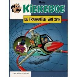 Kiekeboe - 012 De trawanten van Spih - herdruk 2001