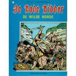 De Rode Ridder - 021 De wilde horde - herdruk 1980
