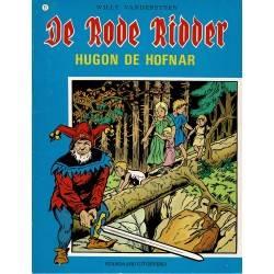 De Rode Ridder - 023 Hugon de hofnar - herdruk 1980