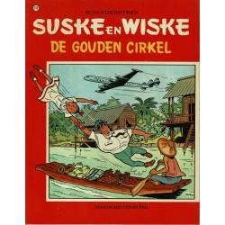 Suske en Wiske - 118 De gouden cirkel - herdruk 1972