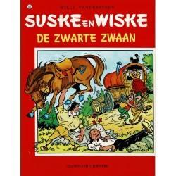 Suske en Wiske - 123 De zwarte zwaan - herdruk 1991