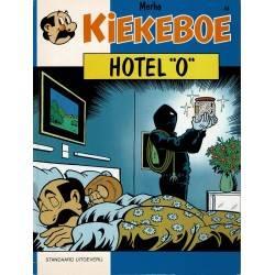 Kiekeboe - 044 Hotel O - herdruk 1996