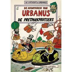 Urbanus - 006 De pretparkprutsers - herdruk 1987