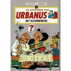 Urbanus - 015 Het vlooiencircus - herdruk 2008