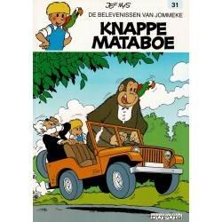 Jommeke - 031 Knappe Mataboe - herdruk 2004