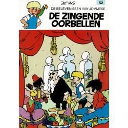 Jommeke - 052 De zingende oorbellen - herdruk 2006