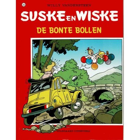 Suske en Wiske - 260 De Bonte Bollen