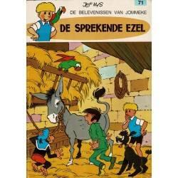 Jommeke - 071 De sprekende ezel - herdruk 1979