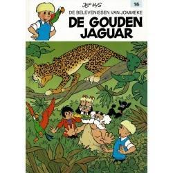 Jommeke - 016 De gouden jaguar - herdruk 2005