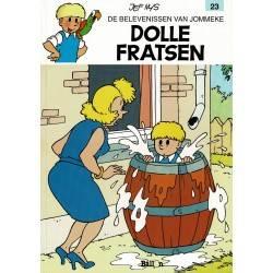 Jommeke - 023 Dolle fratsen - herdruk 2012