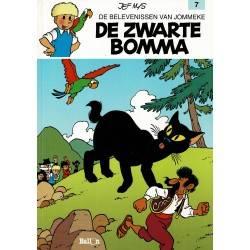 Jommeke - 007 De zwarte Bomma - herdruk 2011
