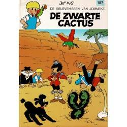 Jommeke - 187 De zwarte cactus - eerste druk 1996