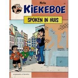 Kiekeboe - 011 Spoken in huis - herdruk 1995
