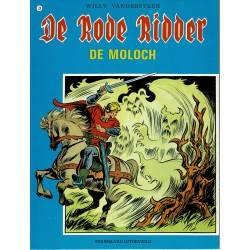 De Rode Ridder - 073 De Moloch - herdruk in zwart-wit 1984