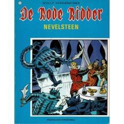 De Rode Ridder - 093 Nevelsteen - eerste druk 1980