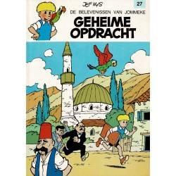 Jommeke - 027 Geheime opdracht - herdruk 1993