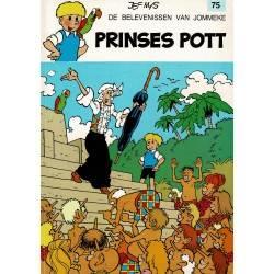 Jommeke - 075 Prinses Pott - herdruk 1992