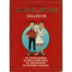 Suske en Wiske - Lekturama hardcover 004 - eerste druk 1987