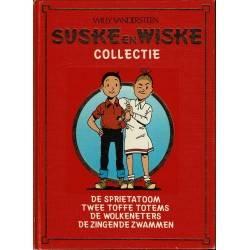 Suske en Wiske - Lekturama hardcover 011 - eerste druk1986
