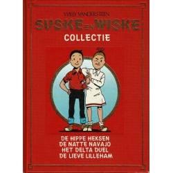 Suske en Wiske - Lekturama hardcover 033 - eerste druk 1988