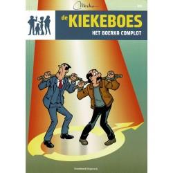 De Kiekeboes - 105 Het boerka complot - herdruk 2010