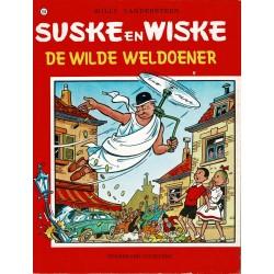 Suske en Wiske - 104 De wilde weldoener - herdruk 1993