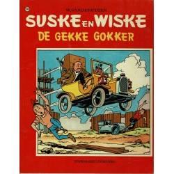Suske en Wiske - 135 De gekke gokker - eerste druk 1972