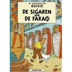 Kuifje - 004 De sigaren van de farao