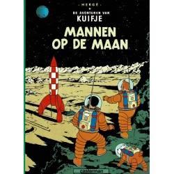Kuifje - 016 Mannen op de maan - herdruk 1997