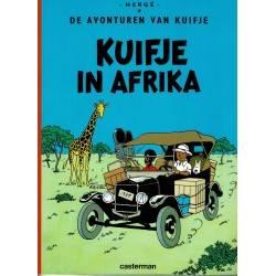 Kuifje - 001 Kuifje in Afrika - herdruk 2002