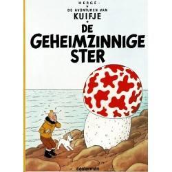 Kuifje - 009 De geheimzinnige ster - herdruk 1997