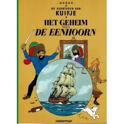 Kuifje - 010 Het geheim van de Eenhoorn - herdruk 2002