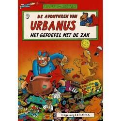 Urbanus - 009 Het gefoefel met de zak - herdruk 1992