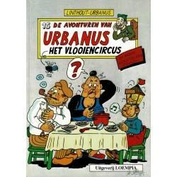 Urbanus - 015 Het vlooiencircus - herdruk 1993