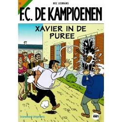 F.C. De Kampioenen - 011 Xavier in de puree - herdruk 2012