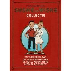 Suske en Wiske - Lekturama hardcover 006 - eerste druk 1988