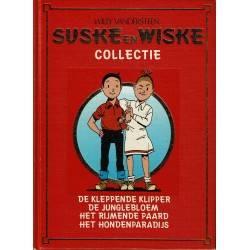 Suske en Wiske - Lekturama hardcover 008 - eerste druk 1986