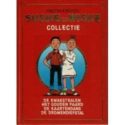 Suske en Wiske - Lekturama hardcover 009 - eerste druk 1986