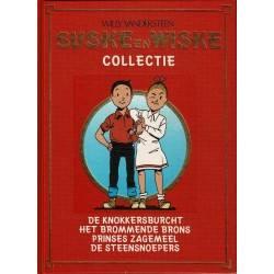 Suske en Wiske - Lekturama hardcover 016 - eerste druk 1988