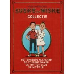Suske en Wiske - Lekturama hardcover 017 - eerste druk 1988
