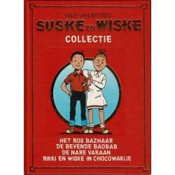 Suske en Wiske - Lekturama hardcover 022 - eerste druk 1987